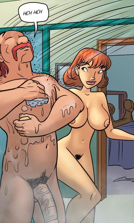 порно комикс по мультикам