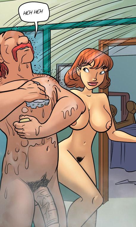 Смотреть порно мультфильмы комиксы