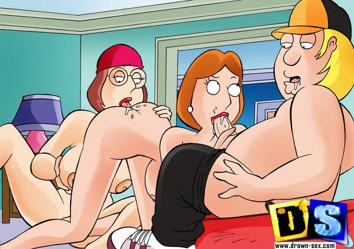 family guy porn pics № 72390