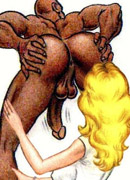 Itchy pussy white toom girls are always ready to be fucked as fuck doll for black guys.
